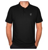 Q1905 Heren Polo JL Flag Black