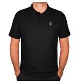 Q1905 Q1905 Men's Polo JL Flag Black
