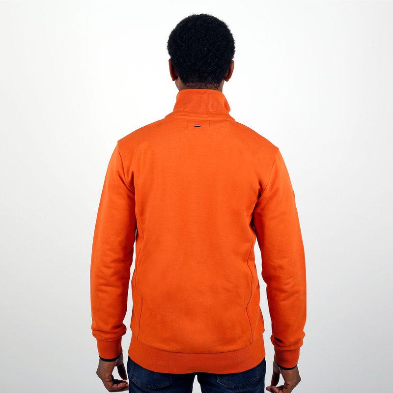 Q1905 Men's Vest Amerongen - Rust Orange