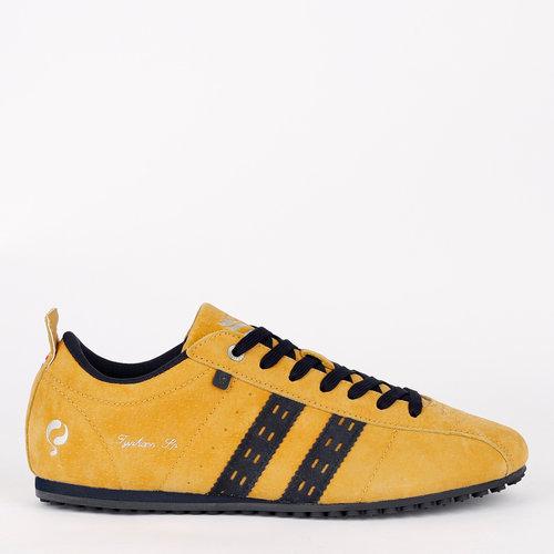 Men's Sneaker Typhoon SP - Dark Ochre Yellow/Dark Blue