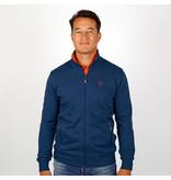 Q1905 Heren Vest Amerongen - Marine Blauw