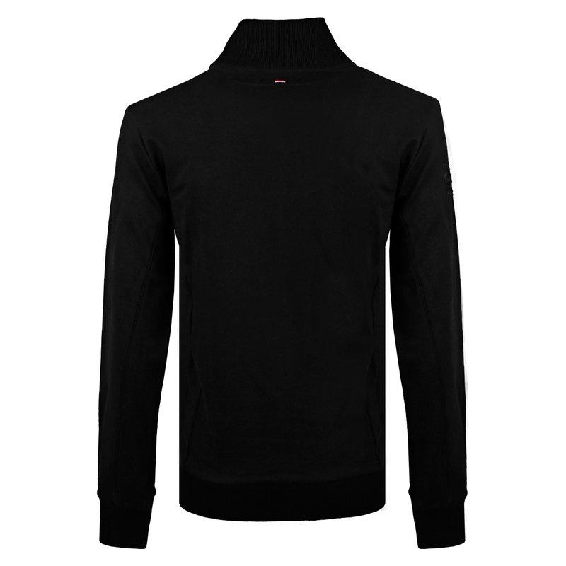 Q1905 Heren Vest Amersfoort - Zwart