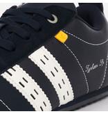 Q1905 Heren Sneaker Typhoon SP - Donkerblauw/Wit