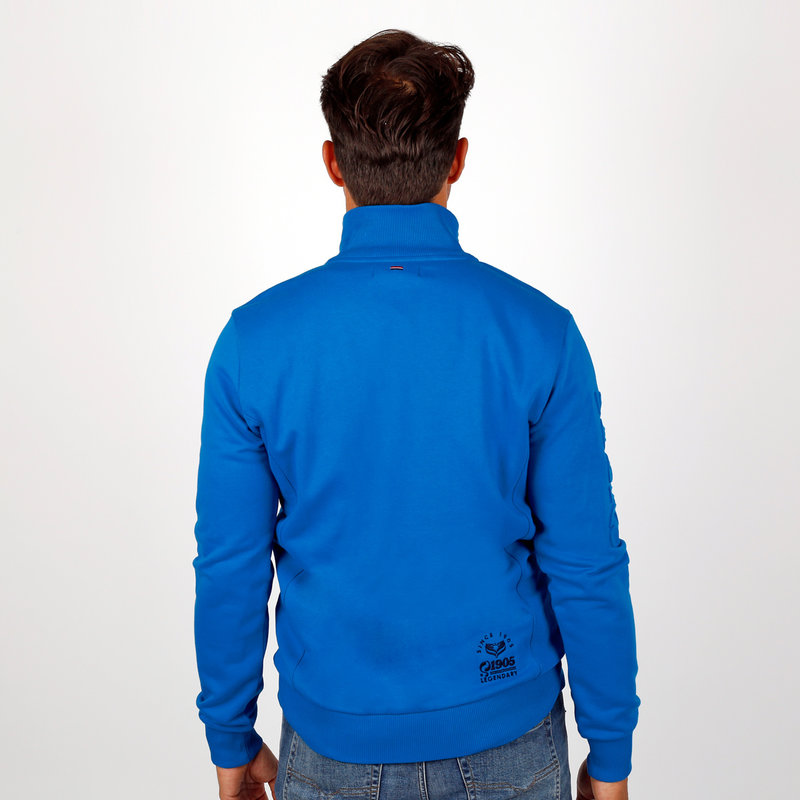 Q1905 Men's Vest Amerongen - Kings Blue