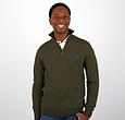 Q1905 Men's Pullover Kralingen - Army Green