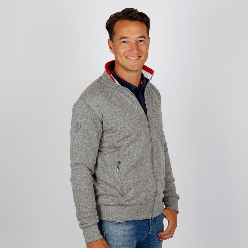Q1905 Men's Vest Amerongen - Grey
