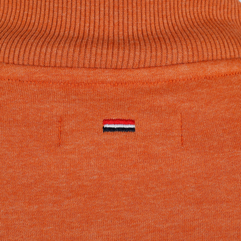 Q1905 Men's Pullover Hoevelaken - Copper Orange