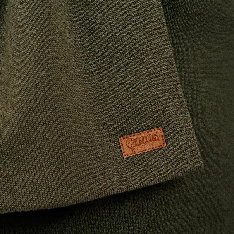 Q1905 Men's Scarf Sneek - Army Green