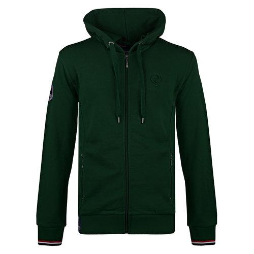 Men's Vest Almere - Dark Green