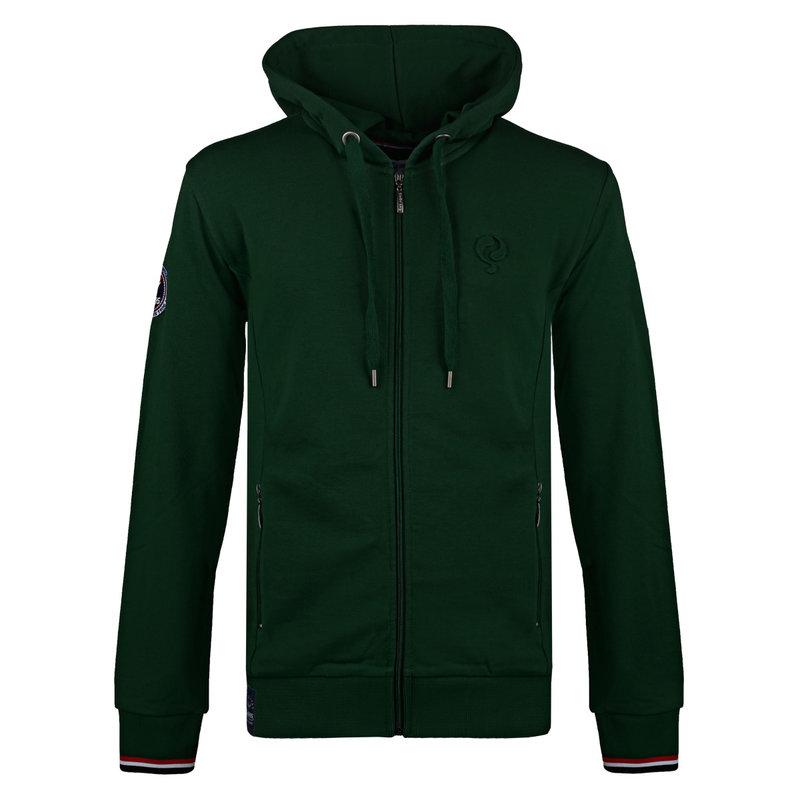 Q1905 Men's Vest Almere - Dark Green