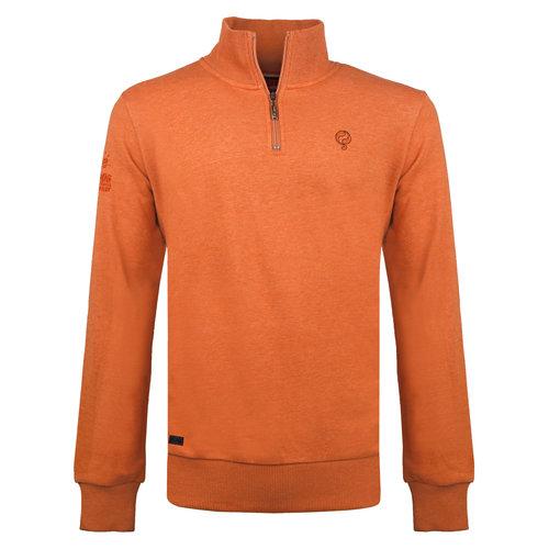 Men's Pullover Hoevelaken - Copper Orange
