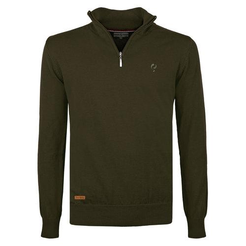 Men's Pullover Kralingen - Army Green
