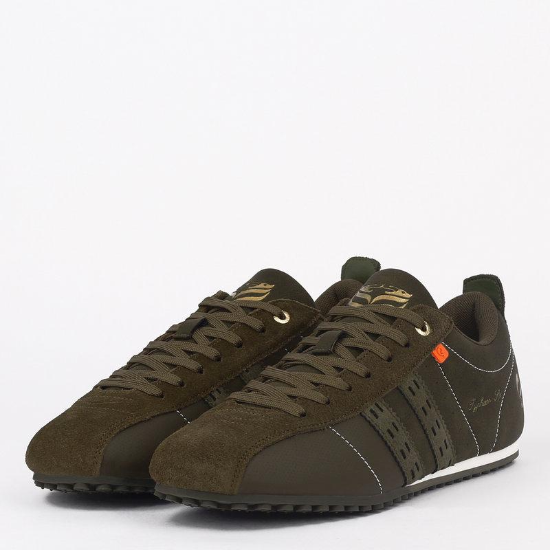 Q1905 Heren Sneaker Typhoon SP - Army Groen