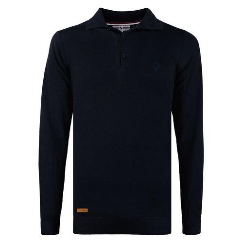 Men's Pullover Lunteren - Donkerblauw