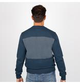 Q1905 Men's Pullover Zaandijk - Dark Denim Blue