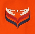 Q1905 Heren Polo JL Flag Orange