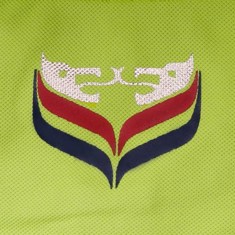 Q1905 Q1905 Men's Polo JL Flag Light Green