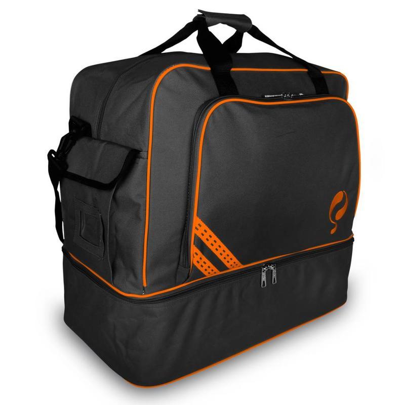 Q1905 Sporttas Zwart / Oranje