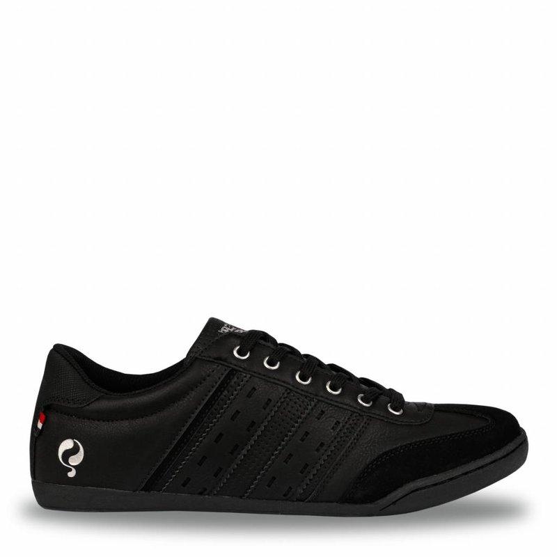 Q1905 Heren Sneaker Capri Black