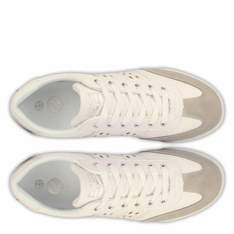 Q1905 Heren Sneaker Capri White