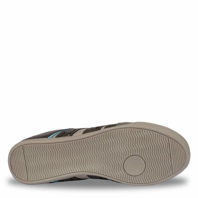 Q1905 Heren Sneaker Capri Grey