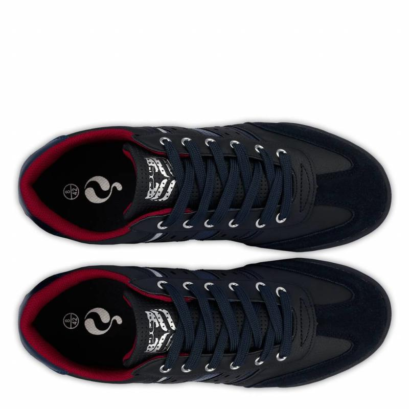 Q1905 Men's Sneaker Capri Deep Navy