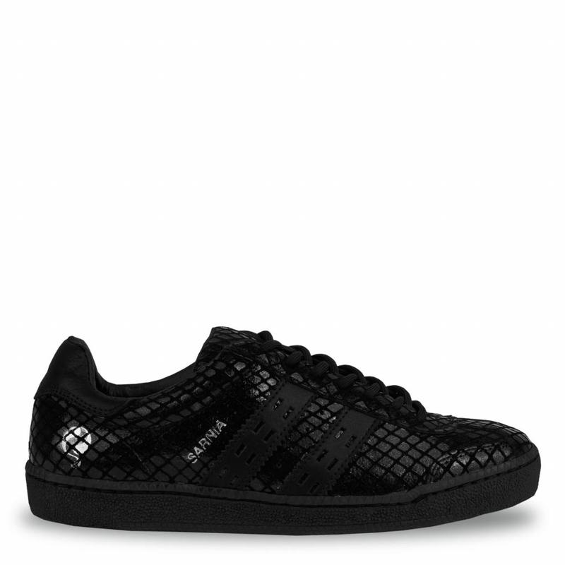 Q1905 Dames Sneaker Sarnia Black / Black
