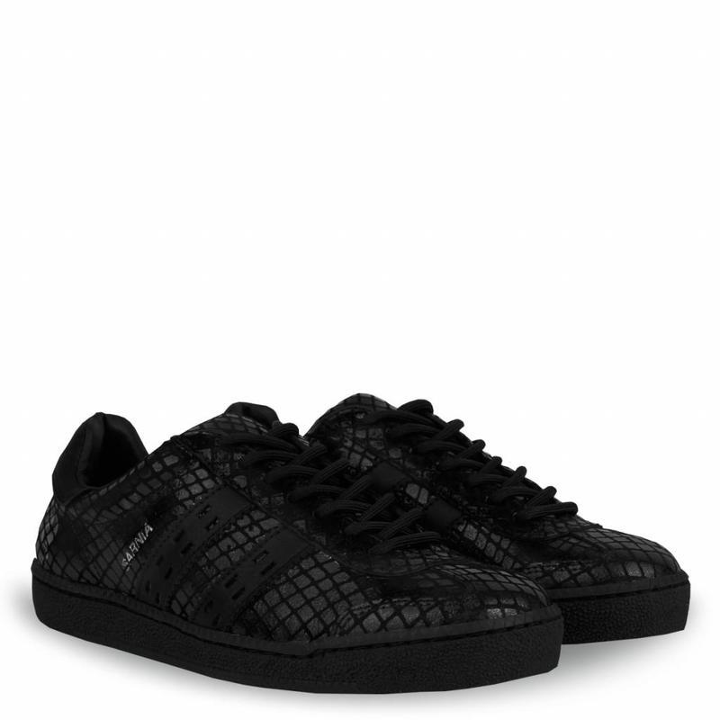 Q1905 Women's Sneaker Sarnia Black / Black