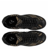 Q1905 Women's Sneaker Sarnia Taupe / Black