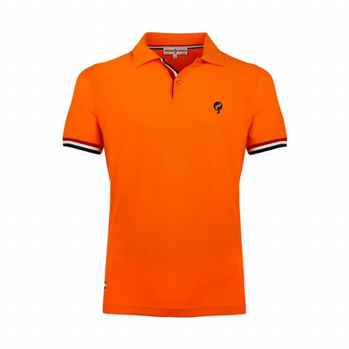 Kids JL Polo JR Dutch Orange
