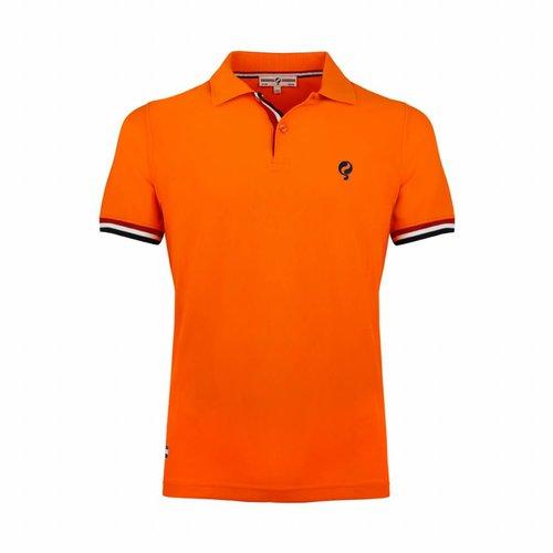 Kids Polo Joost Luiten JR Dutch Orange