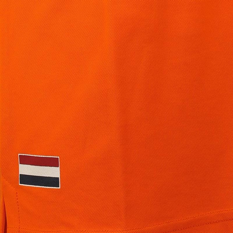 Q1905 Kids Polo Joost Luiten JR Dutch Orange