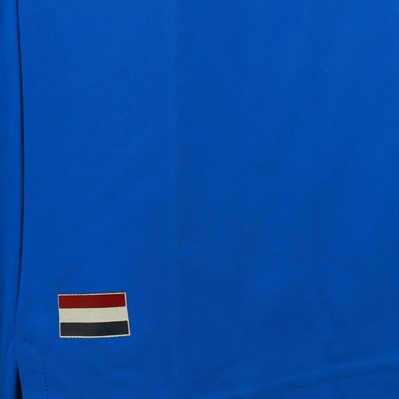 Q1905 Kids Polo Joost Luiten JR Dutch Blue