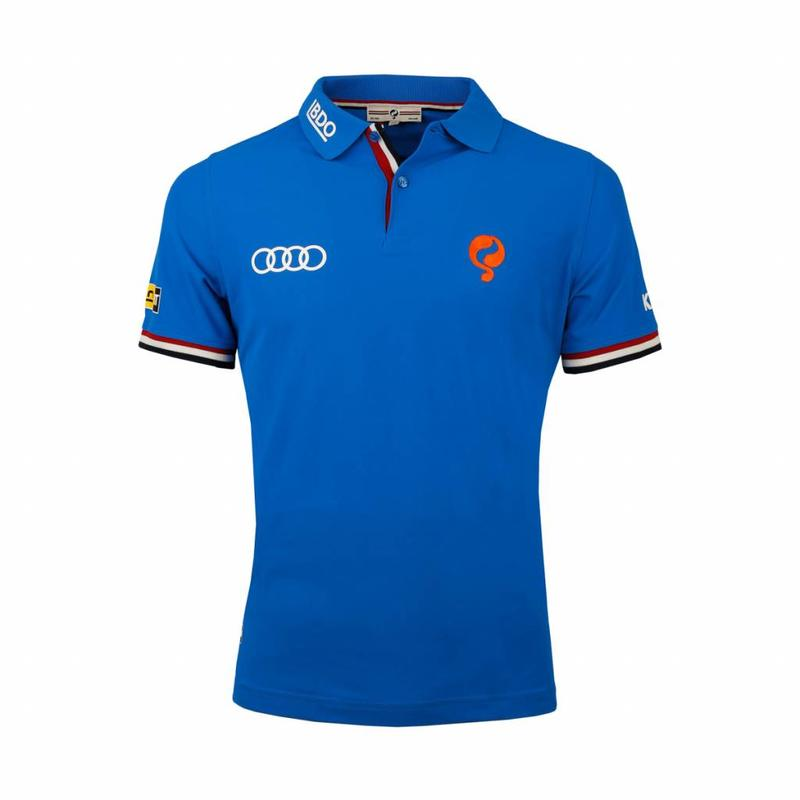 Q1905 Kids Polo Joost Luiten Special Edition Dutch Blue