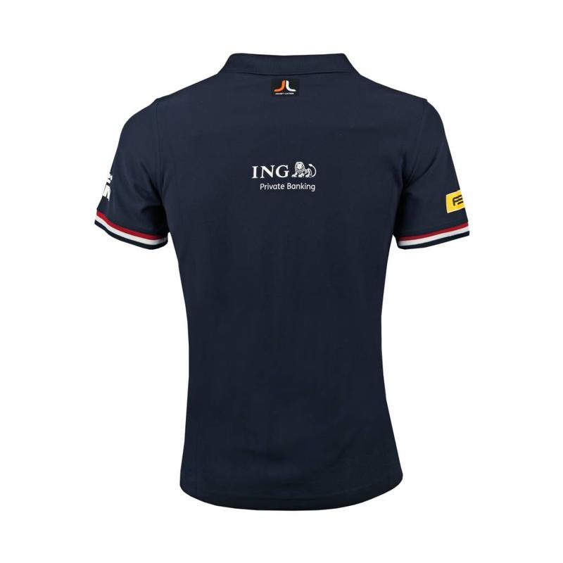 Q1905 Kids Polo Joost Luiten Special Edition Deep Navy