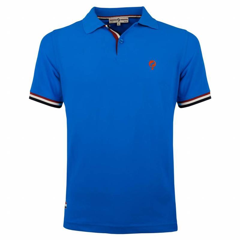 Q1905 Men's Polo Joost Luiten Dutch Blue