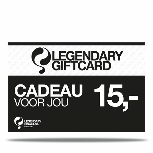 Q Giftcard €15,-