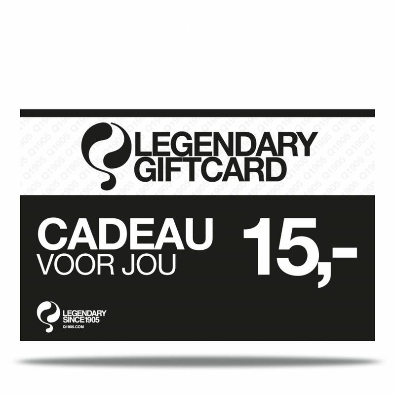 Q1905 Q Giftcard €15,-