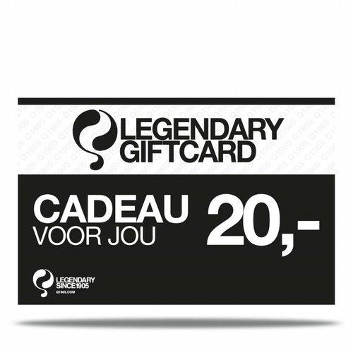 Q Gift Card €20,-