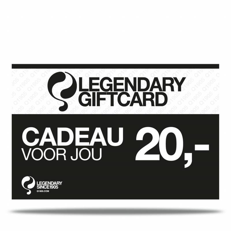 Q1905 Q Gift Card €20,-