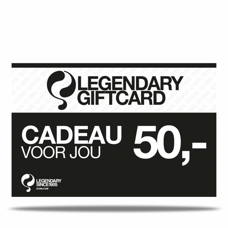 Q1905 Q Giftcard €50,-