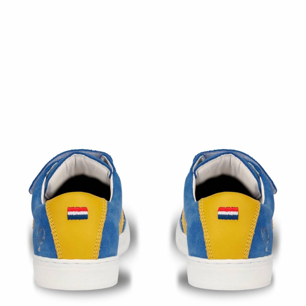 Kids Sneaker Legend '69 JR Velcro Skydiver Blazing Yellow