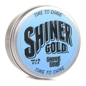 Shiner Gold Scheerzeep 85g