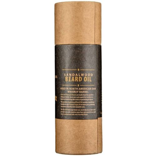 Suavecito Premium Baardolie Sandalwood 30 ml
