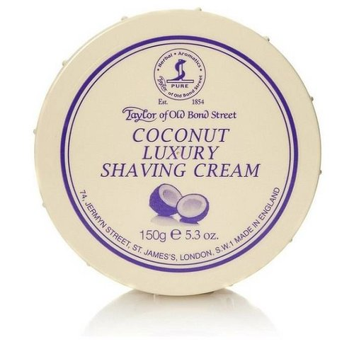 Taylor of Old Bond Street Scheercrème Coconut 150g