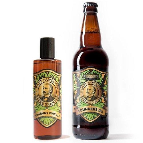 Captain Fawcett Beer'd Shampoo 250 ml