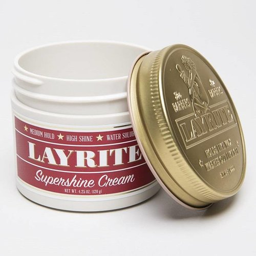 Layrite Super Shine Cream 120g