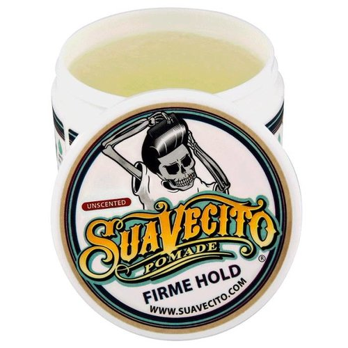Suavecito Unscented Firme Hold Pomade 113g