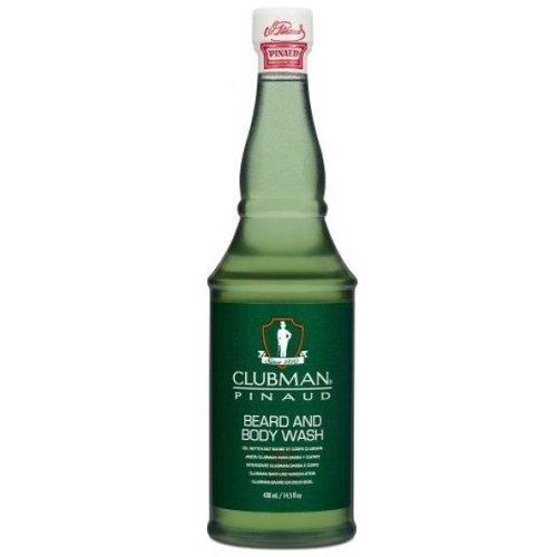 Clubman Pinaud Beard & Body Wash 430 ml