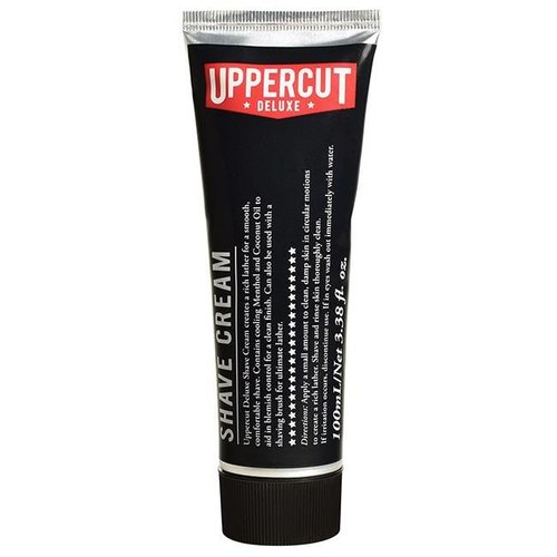 Uppercut Deluxe Scheercrème 100 ml